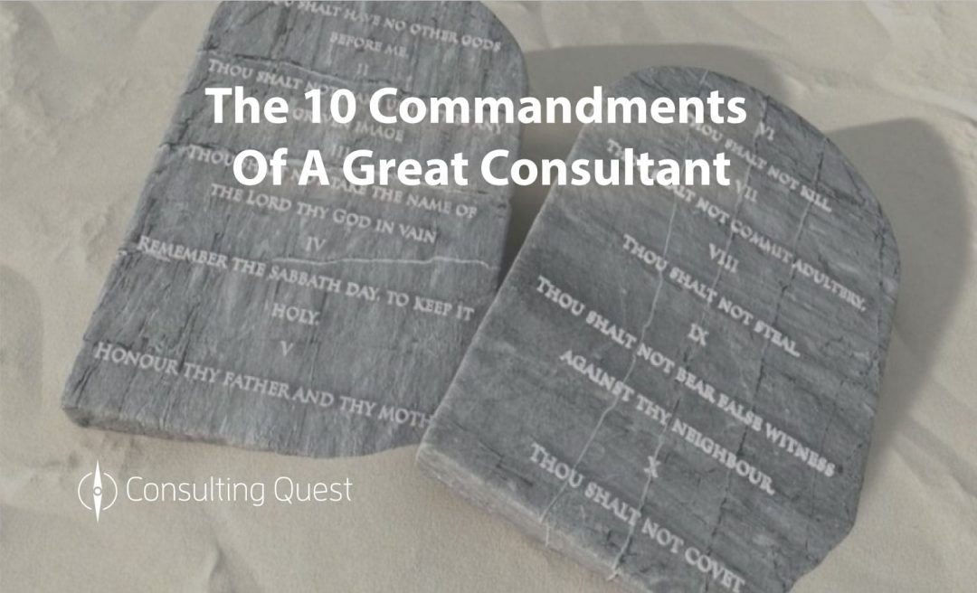 How to Maximize Your Potential as a Preferred Consultant