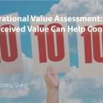 Define the pricing for your Consulting Services using Perceived value