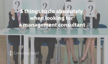 How to find the right Consultants for your Project?