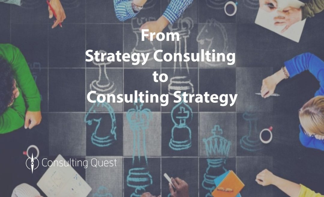 Leverage consulting to accelerate the execution of your Strategy