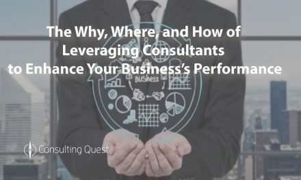 Leverage Management Consulting to boost the Performance of your Business