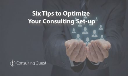 What Is the Right Size for Your Consulting Team?