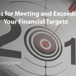 Activate the right levers to  meet your financial targets