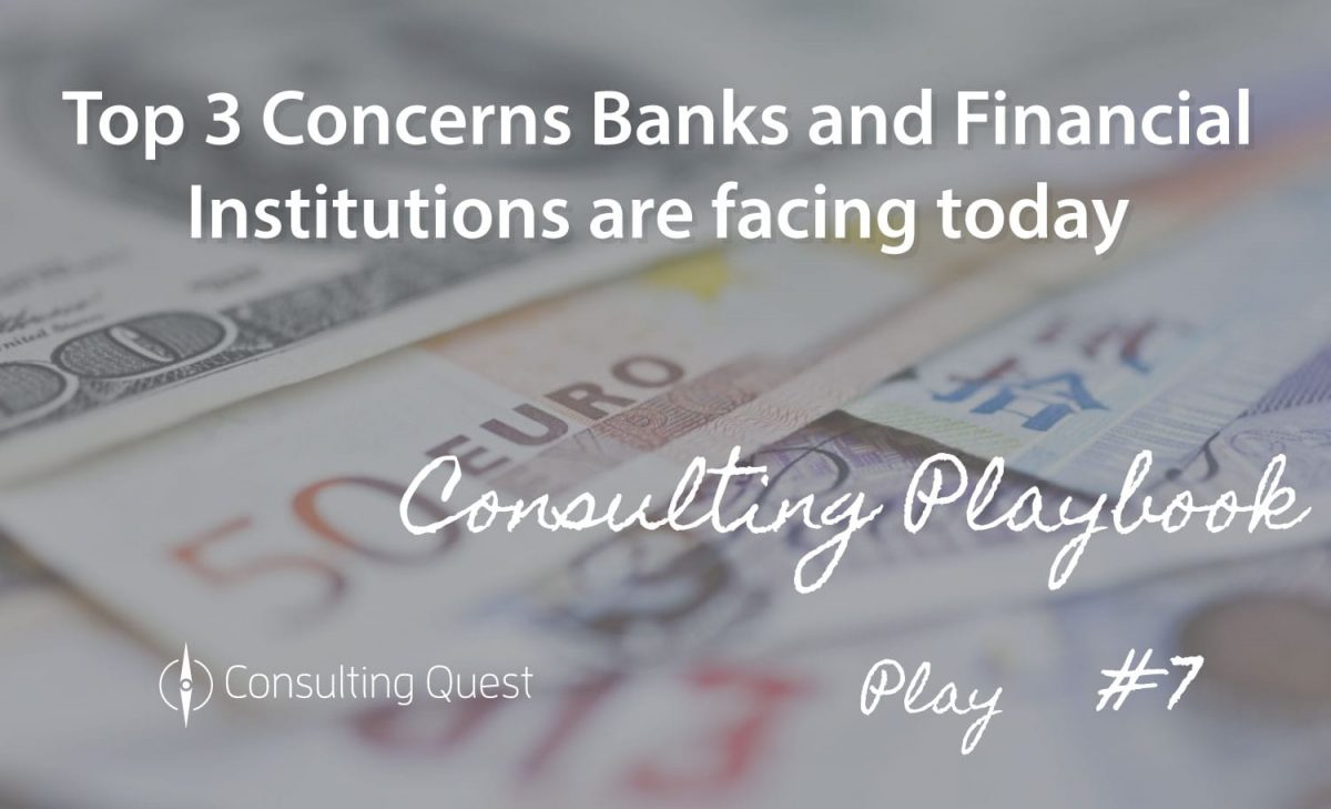 Consulting Playbook: Overcoming Today's Challenges in the Banking and Financial Services Sector