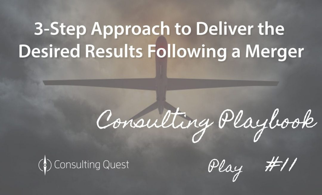 Consulting Playbook: How a Merger Achieved Synergy in the Product Development Process