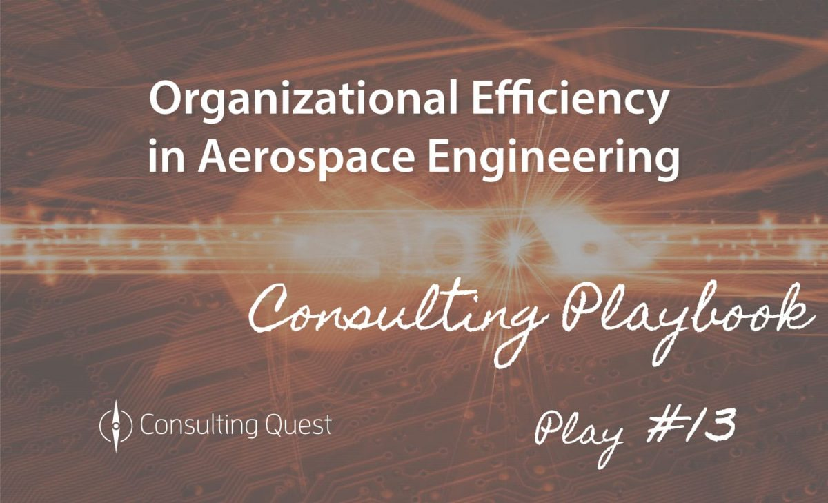 Consulting Playbook: Optimizing Efficiency with New Progressive Attitudes