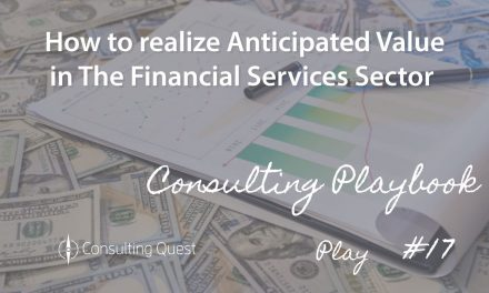 Consulting Playbook: A Well-Planned Pre&Post-Merger Support can help realize Anticipated Value