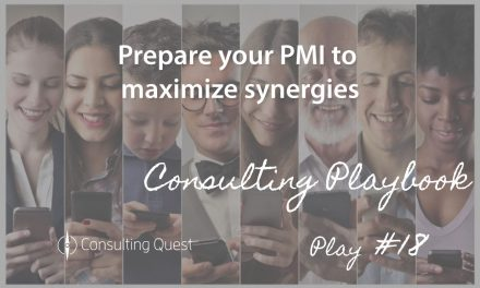 Consulting Playbook: Effective Identification of Growth and Cost Synergy Brings Higher Revenues