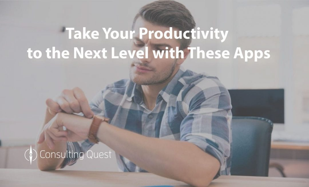 10 Hottest Productivity Apps