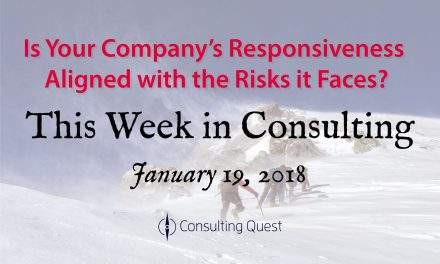 This Week in Consulting: The Global Risks Report 2018