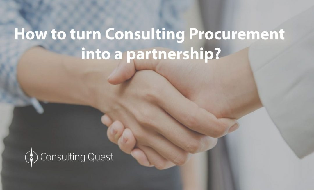 The Consulting Procurement Process Doesn't Stop With the Order