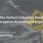 8 of the Hottest Industries Ready for Disruption According to Experts