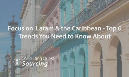 Focus on  Latam & the Caribbean (South America) – Top 6 Trends You Need to Know About