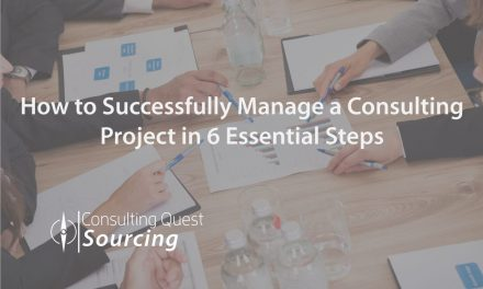 How to Successfully Manage a Consulting Project in 6 Essential Steps