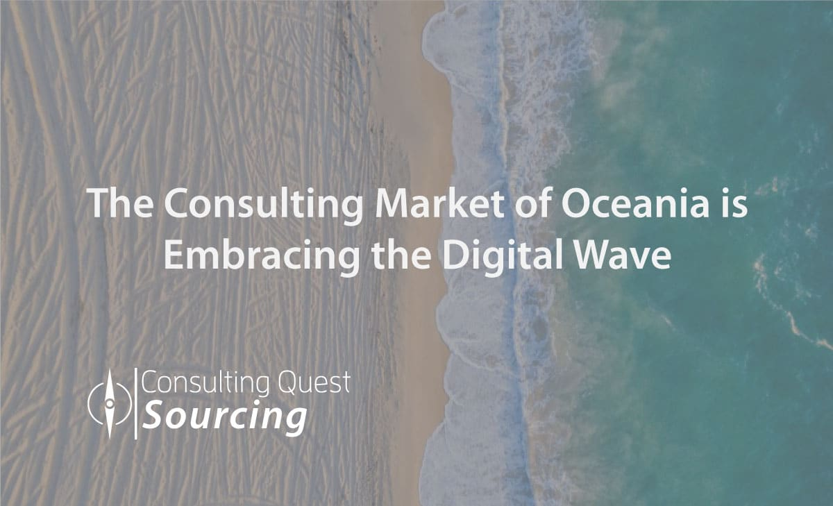 The Consulting Market of Oceania is Embracing the Digital Wave- Top 8 Features