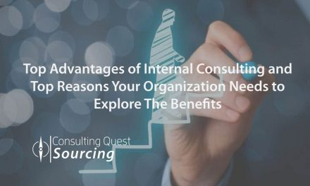 13 Questions About Internal Consulting Answered. And Why Organizations Should Take Note