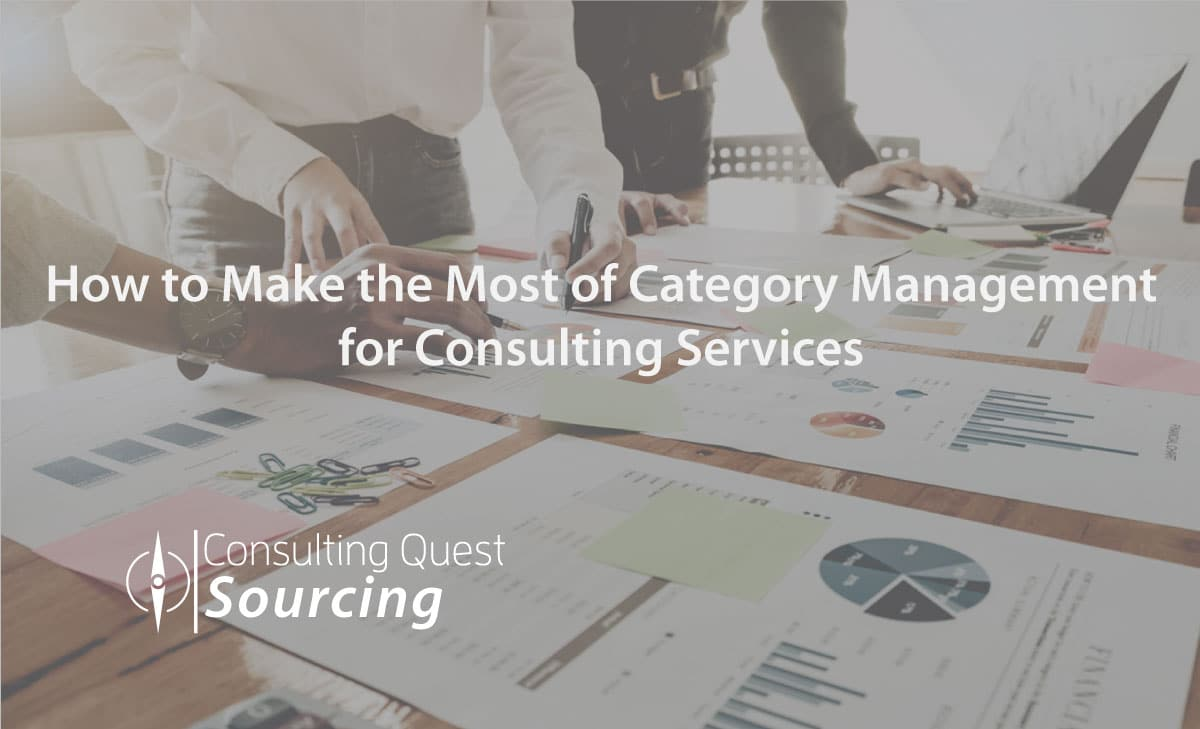 4 Key Areas of Category Management