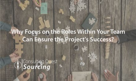 Why Focus on the Roles Within Your Team Can Ensure the Project's Success?