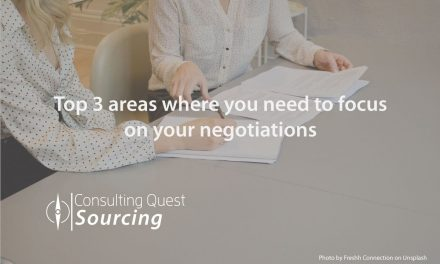 Our Proven Negotiating Approach – When to Negotiate, When Not to, and How to do it Right