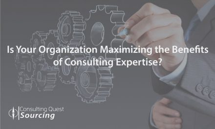 Is Your Organization Maximizing the Benefits of Consulting Expertise? Check Out the Top 5 Industries and Types of Projects that Benefit the Most