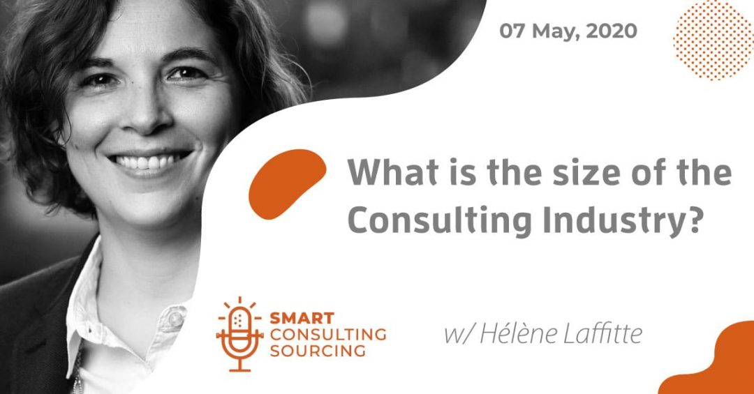 Podcast   What is the size of the Consulting Industry?