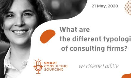 Podcast | What are the different typologies of Consulting firms?
