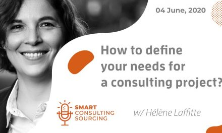 Podcast | How to define your needs for a consulting project?
