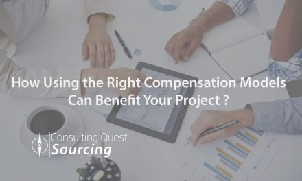 How Using the Right Compensation Models Can Benefit Your Project