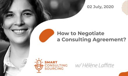 Podcast | How to negotiate a consulting agreement?