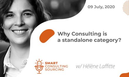 Podcast | Why Consulting is a standalone category?