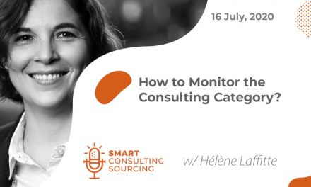 Podcast | How to monitor the consulting category?