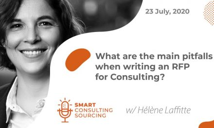 Podcast | What are the main pitfalls when writing an RFP for Consulting?