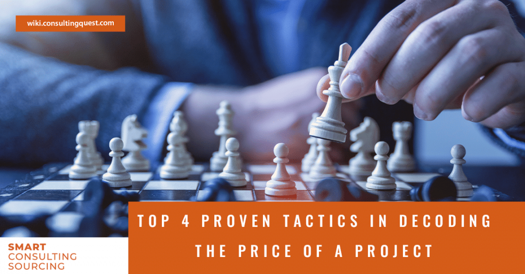 How to Decode the Price of a Project With These 4 Simple Tactics?