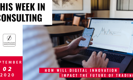 This Week In Consulting: How will digital innovation impact the future of trading?