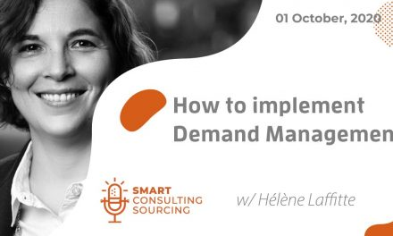 Podcast | How to implement Demand Management ?