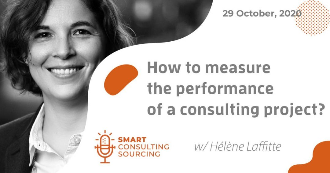 Podcast | How to measure the performance of a consulting project