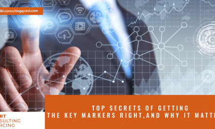 Top Secrets of Getting the Key Markers Right, And Why It Matters