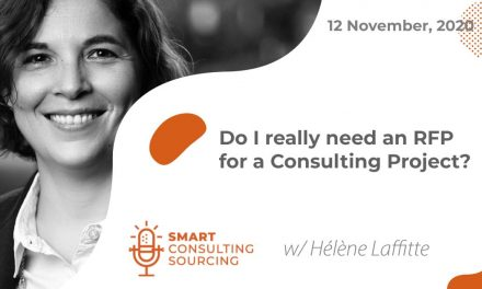 Podcast | Do I really need an RFP for a Consulting project?