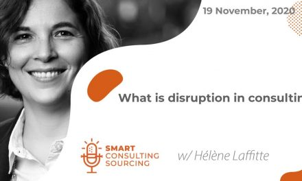 Podcast | What is disruption in consulting?