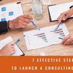 7 effective steps to launch a consulting project