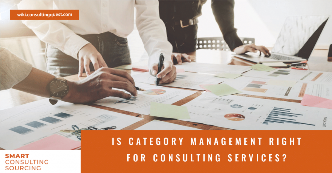 Does Category Management apply to consulting?