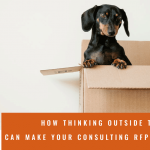 How Thinking Outside the Box Can Make Your Consulting RFPs Unbeatable?