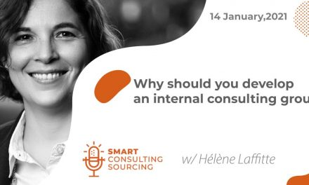 Podcast | Why should you develop an internal consulting group?