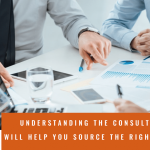 Understanding the consulting market will help you source the right consultants