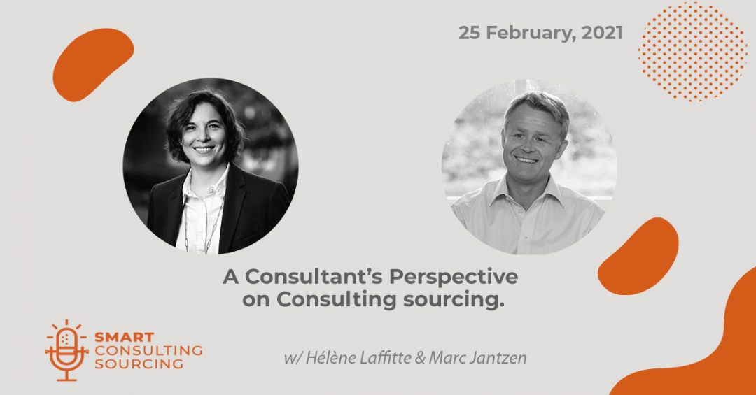 Podcast | A Consultant's perspective on Consulting Sourcing