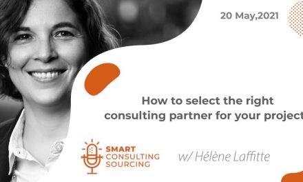 Podcast | How to select the right consulting partner for your project?