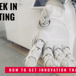 This Week In Consulting: How to get innovation that delivers