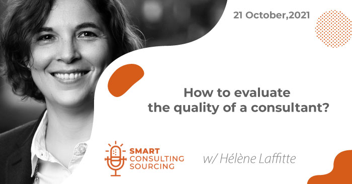 Podcast | How to evaluate the quality of a consultant?